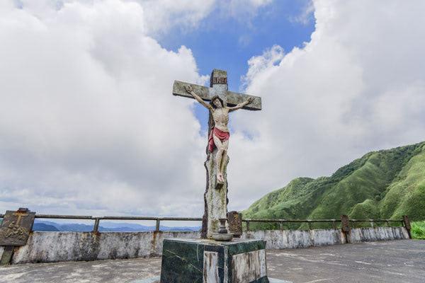 好想咬一口!宜蘭夢幻抹茶山 A Hike with Matcha and Religion