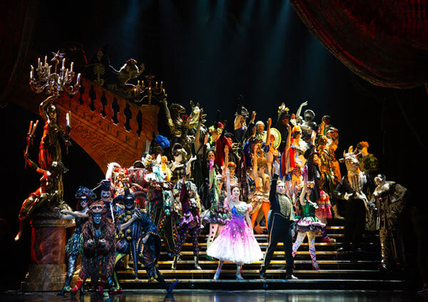 歌劇魅影再度來襲 The Phantom of the Opera
