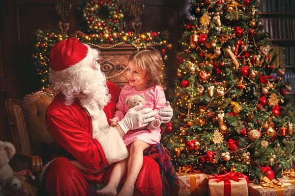 聖誕老人學校開課囉~! Charles W. Howard Santa Claus School:  A School with a Difference