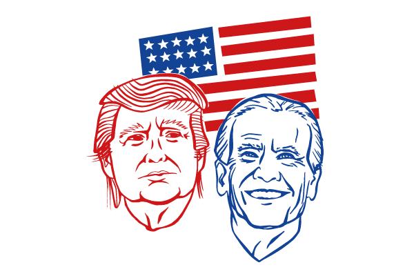拜登擊敗川普,當選美國第四十六任總統 Biden Beats Trump in US Presidential Election