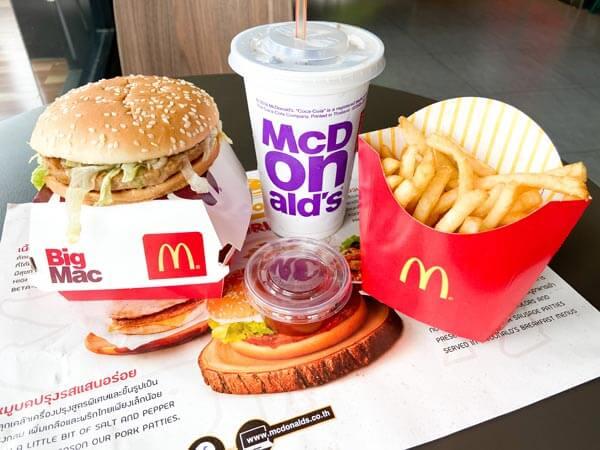 絕不是惡作劇!英國漢堡王鼓勵客人吃麥當勞 UK Burger King Urges Customers to Eat McDonald's