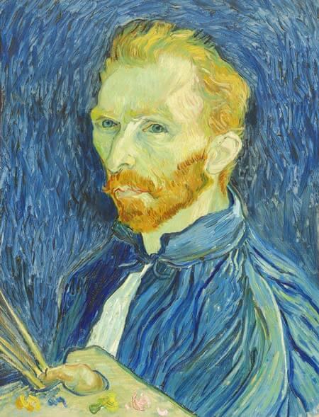 剖析梵谷的精神世界 Why Was Vincent van Gogh's Life Cut So Short?