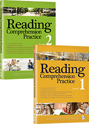Reading Comprehension Practice 1+2 (高效能閱讀練習1+1=10)