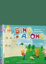 Sing Along 第三輯:Animals & Adventures + 1CD